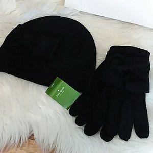 kate spade Accessories - Black Kate Spade Gloves